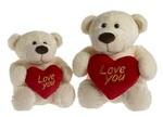 Small I Love You Bear