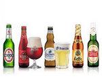 Selection of European Beers